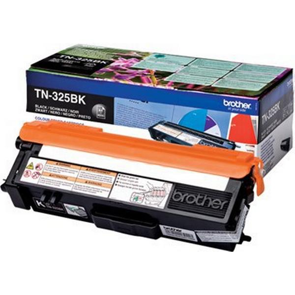 Brother (TN-325BK) Original Toner Svart 3000 Sidor