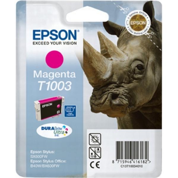 Epson (C13T10034010) Original Bläckpatron Magenta