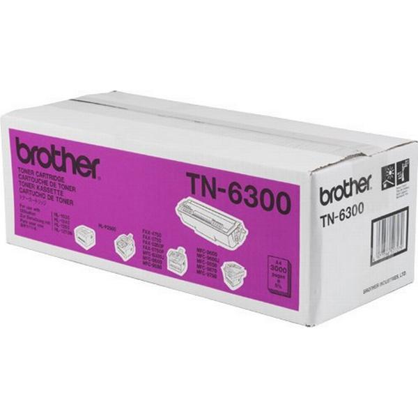 Brother (TN-6300) Original Toner Svart 3000 Sidor