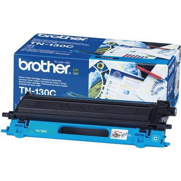 Brother (TN-130C) Original Toner Cyan 1500 Sidor