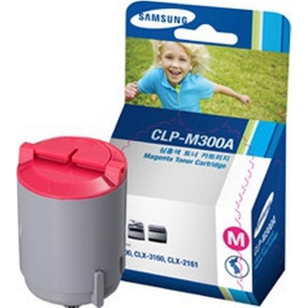 Samsung (CLP-M300A/ELS) Original Toner Magenta 1000 Sidor