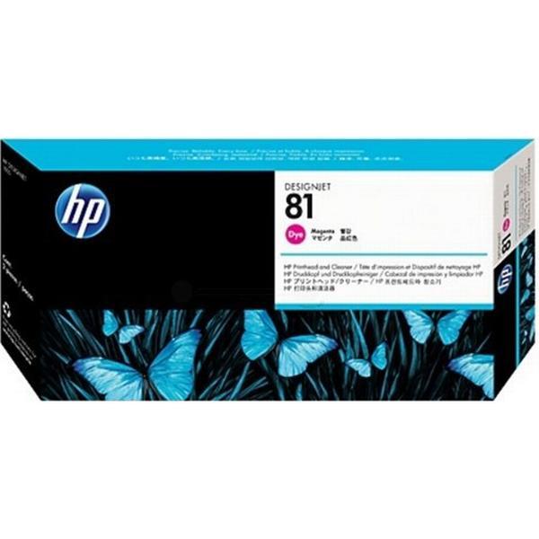 HP (C4952A) Original Skrivhuvud Magenta 13 ml