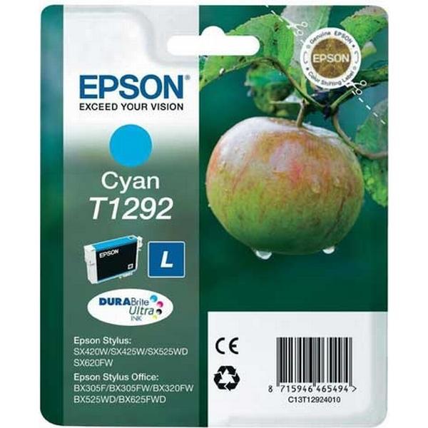 Epson (C13T12924011) Original Bläckpatron Cyan 7 ml