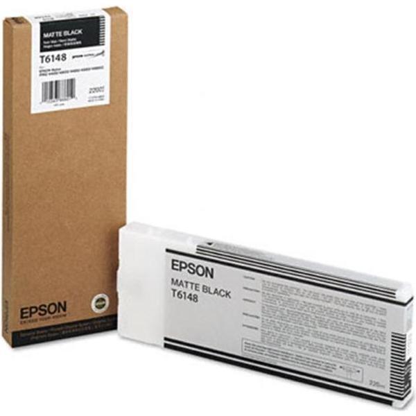Epson (C13T614800) Original Bläckpatron Mattsvart 220 ml