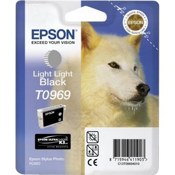 Epson (C13T09694010) Original Bläckpatron Ljus ljussvart 11.4 ml 6000 Sidor