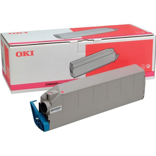 OKI (41515210) Original Toner Magenta 15000 Sidor