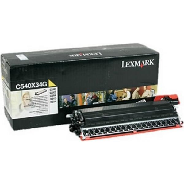 Lexmark C 544 DN - original 30.000 Pages Developer unit C540X34G