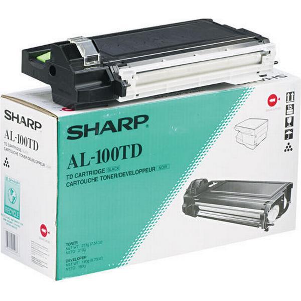 Sharp (AL100TD) Original Toner 6000 Sidor