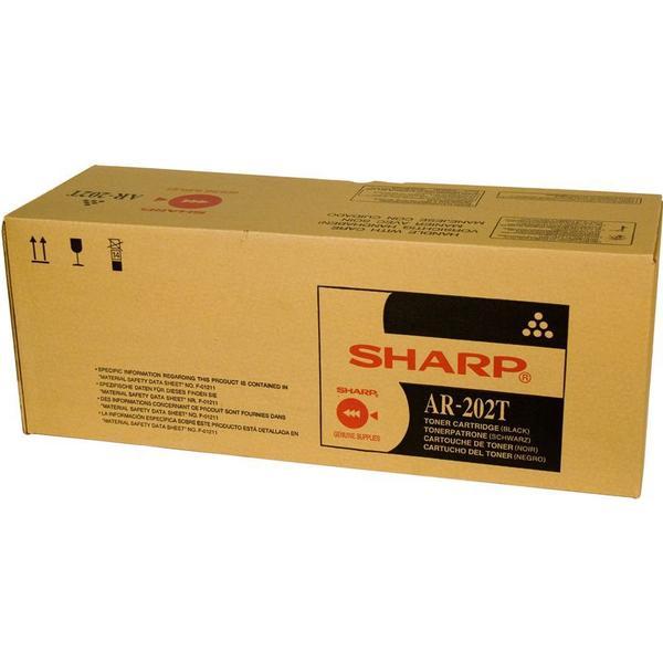 Sharp (AR202T) Original Toner Svart 50000 Sidor