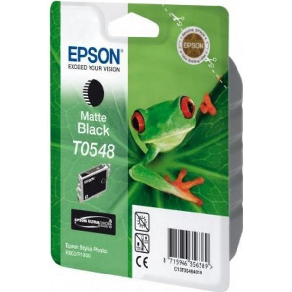 Epson (C13T05484010) Original Bläckpatron Svart 13 ml