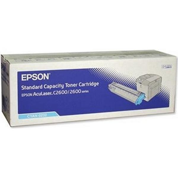 Epson (C13S050228) Original Toner Cyan 5000 Sidor