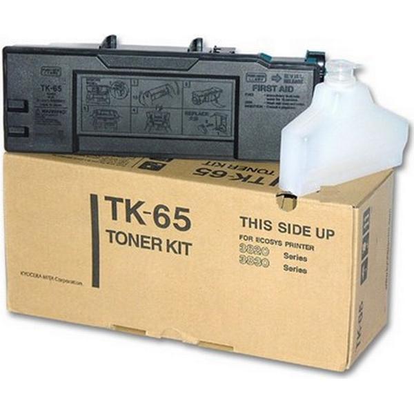 Kyocera (TK-65) Original Toner Svart 20000 Sidor