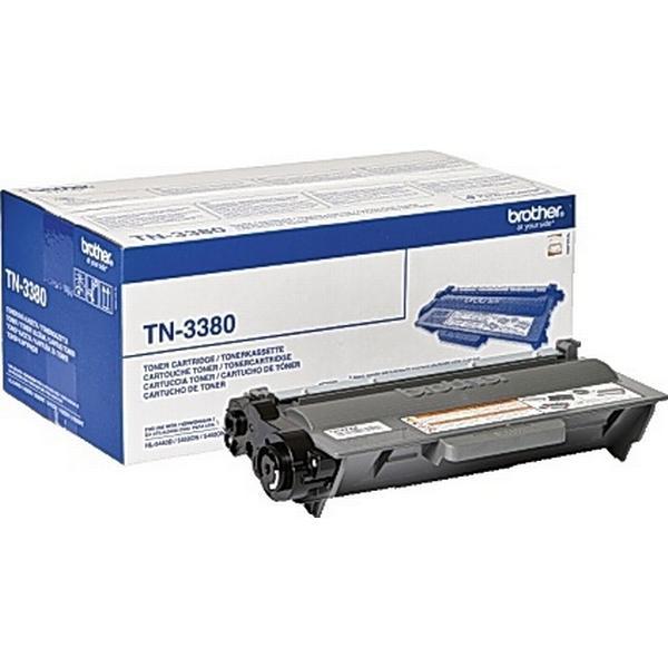 Brother (TN-3380) Original Toner Svart 8000 Sidor