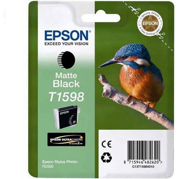 Epson (C13T15984010) Original Bläckpatron Svart