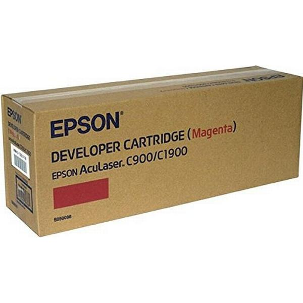 Epson (C13S050098) Original Toner Magenta 4500 Sidor