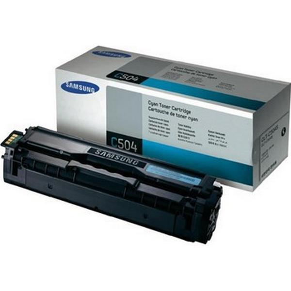 Samsung (CLT-C504S/ELS) Original Toner Cyan 1800 Sidor
