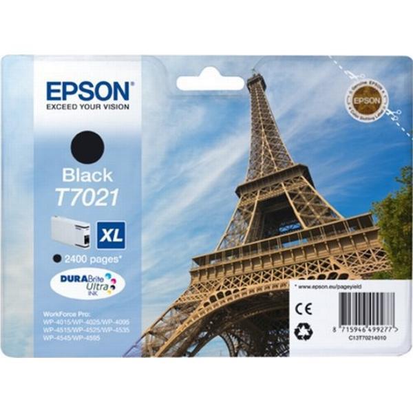 Epson (C13T70214010) Original Bläckpatron Svart 2000 Sidor