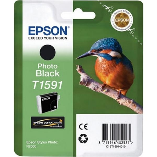 Epson (C13T15914010) Original Bläckpatron Svart