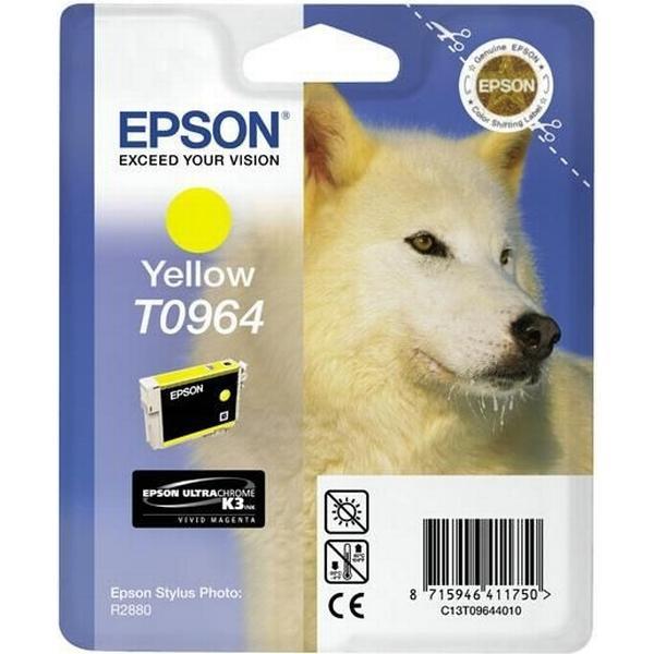 Epson (C13T09644010) Original Bläckpatron Gul 11.4 ml 940 Sidor