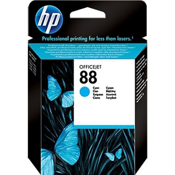 HP (C9386AE) Original Bläckpatron Cyan 8 ml