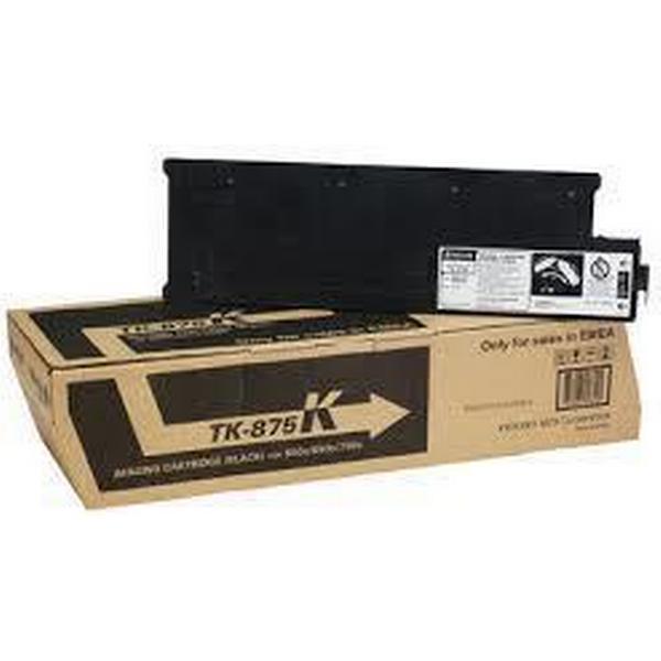 Kyocera (TK-875K) Original Toner Svart 87600 Sidor
