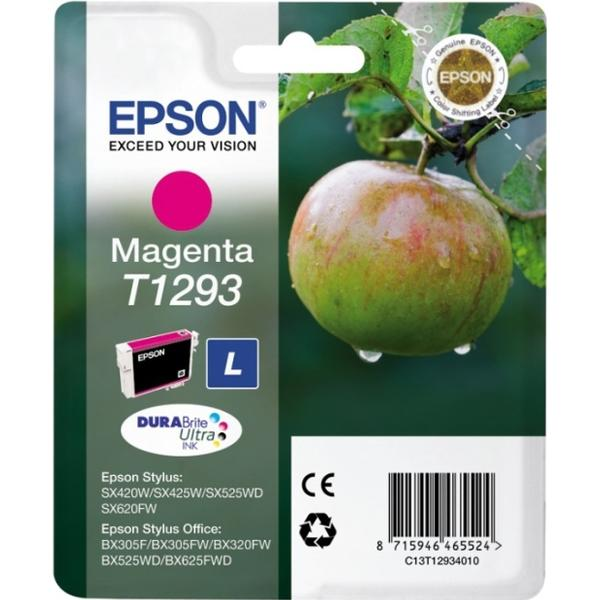 Epson (C13T12934011) Original Bläckpatron Magenta 7 ml