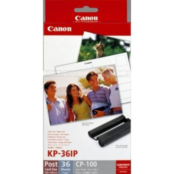 Canon (7737A001) Original Ink 36 Pages