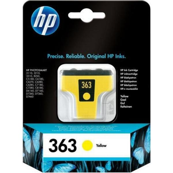 HP (C8773EE) Original Bläckpatron Gul 3.5 ml