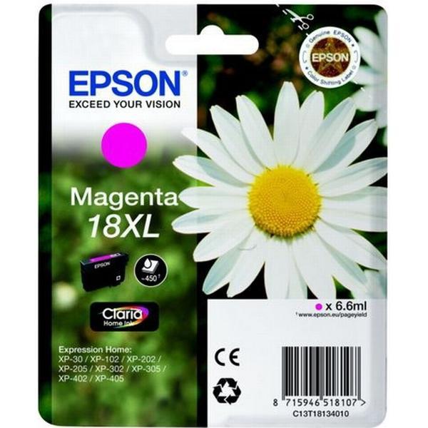 Epson (C13T18134010) Original Bläckpatron Magenta 6.6 ml 450 Sidor