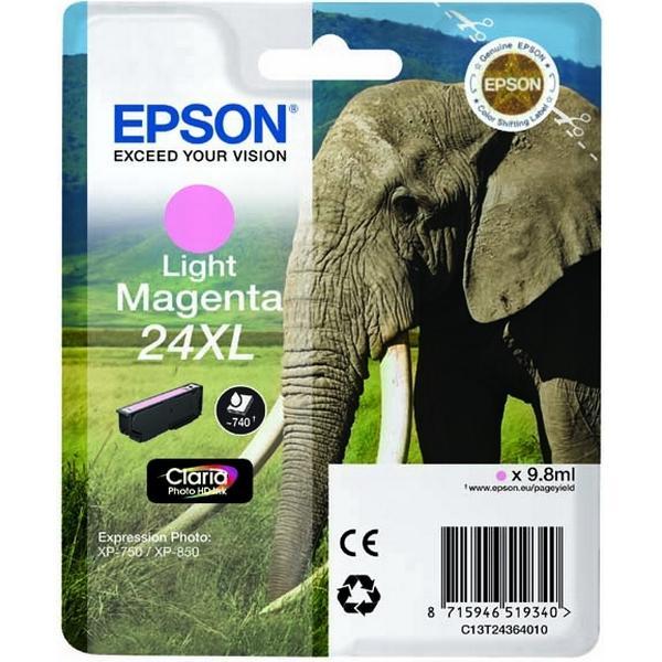 Epson (C13T24364010) Original Bläckpatron Ljusmagenta 9.8 ml