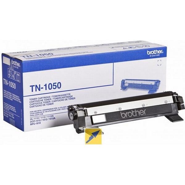 Brother (TN-1050) Original Toner Svart 1000 Sidor