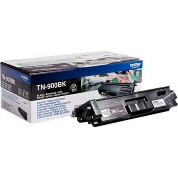 Brother (TN900BK) Original Toner Svart 6000 Sidor