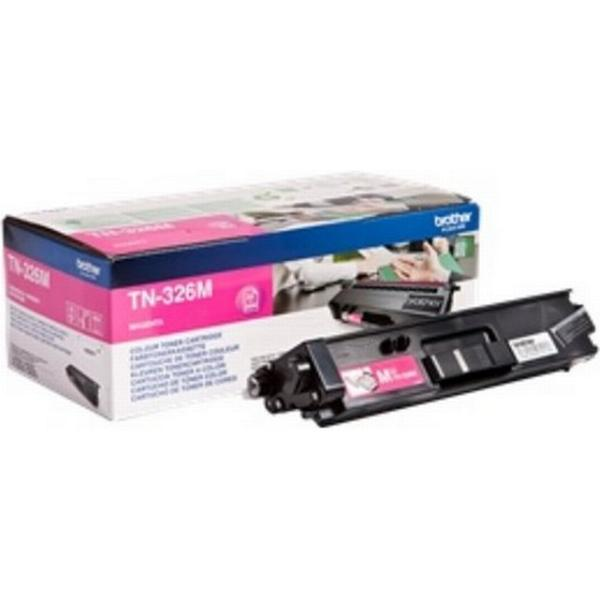 Brother (TN326M) Original Toner Magenta 3500 Sidor
