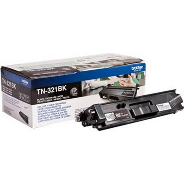 Brother (TN321BK) Original Toner Svart 2500 Sidor