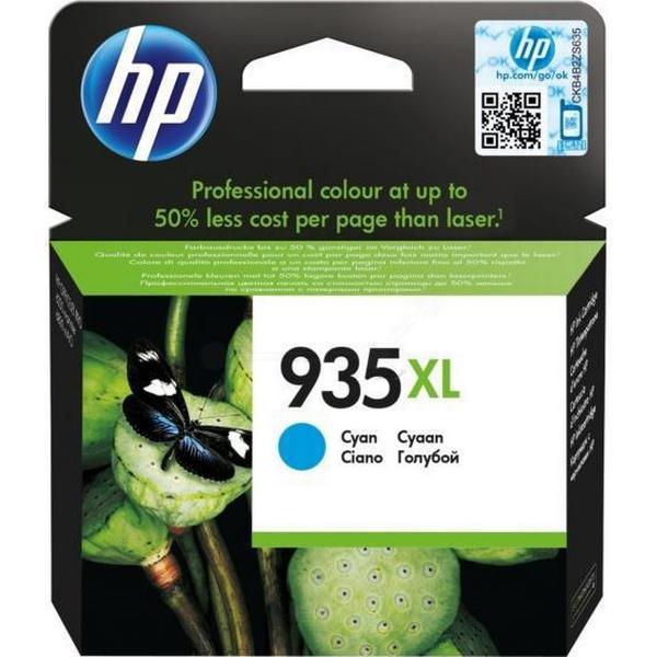 HP (C2P24AE) Original Bläckpatron Cyan 825 Sidor