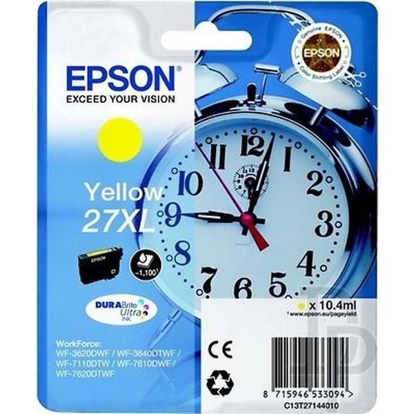 Epson (C13T27144010) Original Bläckpatron Gul 10.4 ml