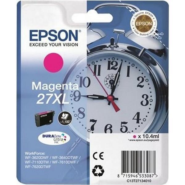 Epson (C13T27134010) Original Bläckpatron Magenta 10.4 ml