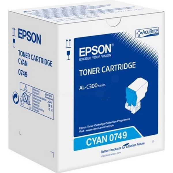 Epson (C13S050749) Original Toner Cyan 8800 Sidor