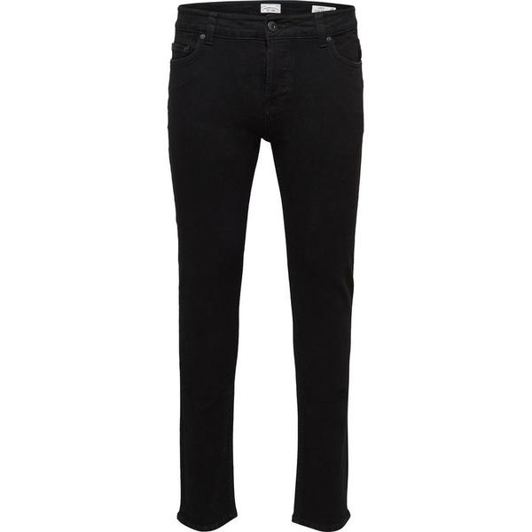 Only & Sons Loom Slim Fit Jeans - Black/Black