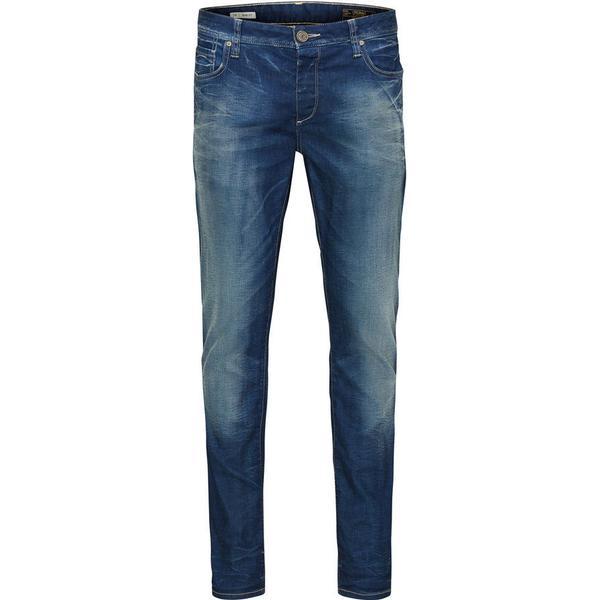 Jack & Jones TIM Original JOS 919 Slim Fit Jeans Blue/Medium Blue Denim