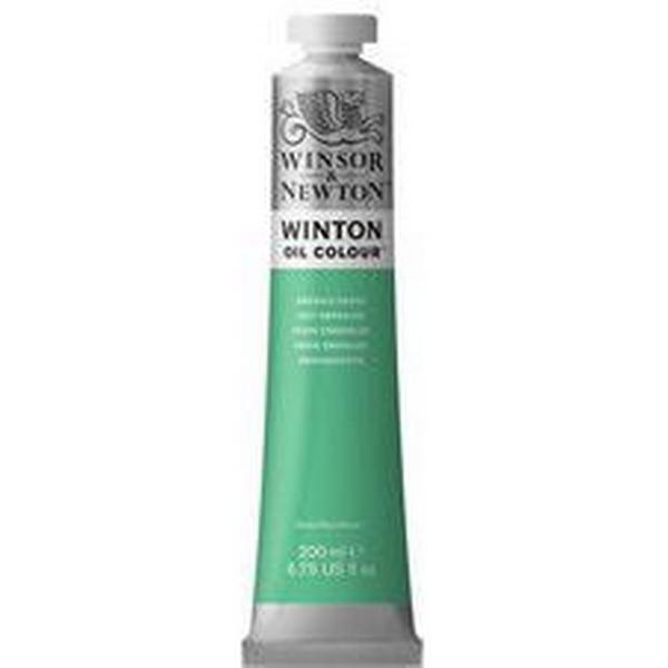 Winsor & Newton Winton Oil Color Emerald Green 241 200ml