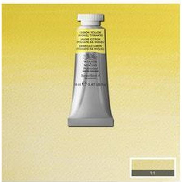 Winsor & Newton Professional Water Color Lemon Yelllow Hue 347 14ml