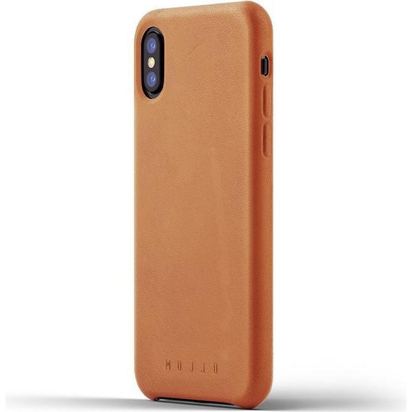 Mujjo Læder Mobilcover (iPhone X)