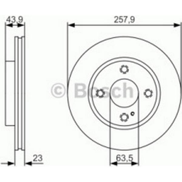 Bosch 0 986 479 S38