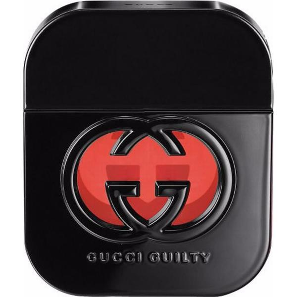 79aae25b92f Gucci Guilty Black Pour Femme EdT 50ml - Compare Prices - PriceRunner UK