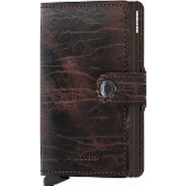Secrid Mini Wallet - Dutch Martin Cacao Brown