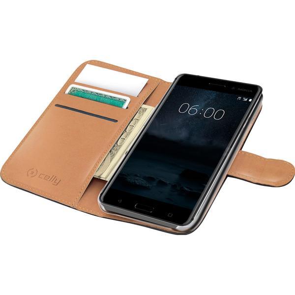 Celly Wally Wallet Case (Nokia 6)
