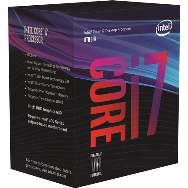 Intel Core i7-8700 3.2GHz, Box