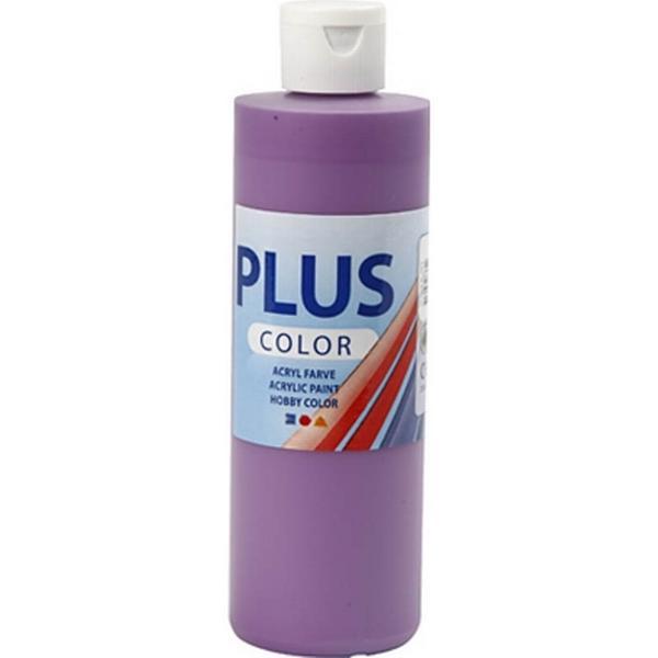 Plus Acrylic Paint Dark Lilac 250ml