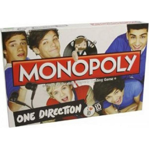 Winning Moves Games Monopoly One Direction